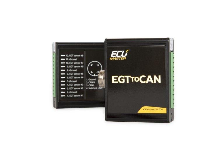 Ecumaster Moduł EGT to CAN - GRUBYGARAGE - Sklep Tuningowy
